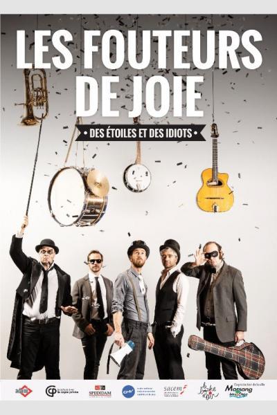 LFRDB6 - LES FOUTEURS DE JOIE