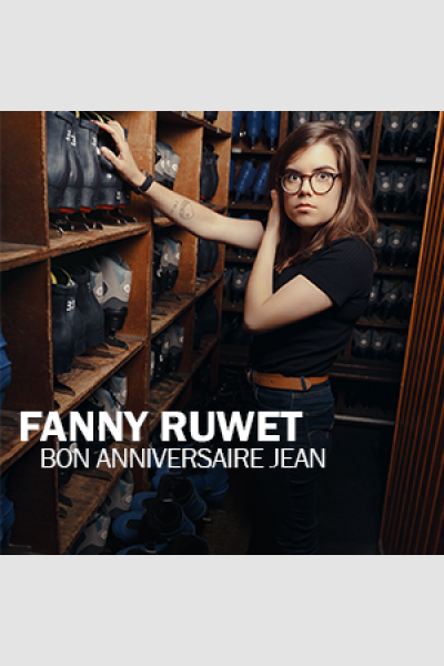 LFRDB6 - FANNY RUWET